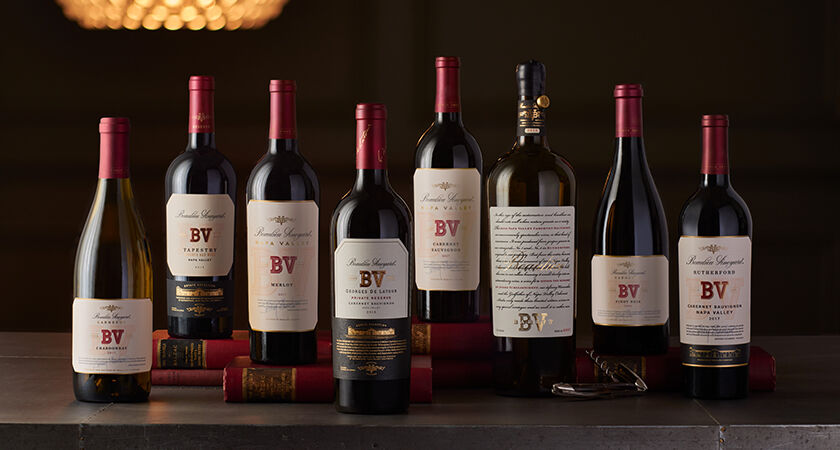 Beaulieu Vineyard Wines for Gifting