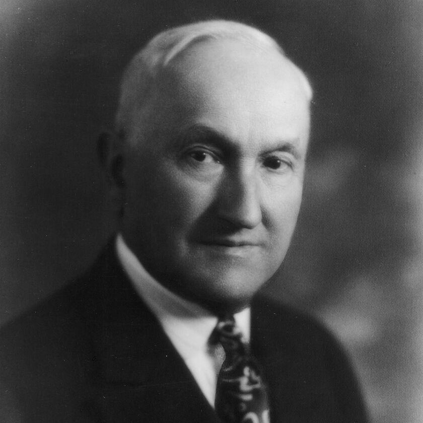 Beaulieu Vineyard Founder Georges de Latour