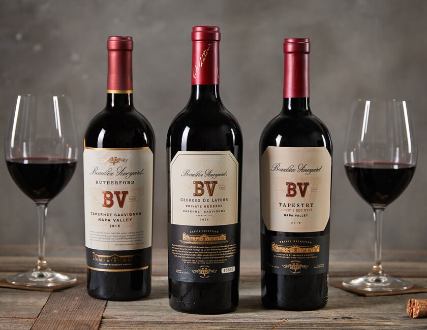 Wines for BV Virtual Tasting