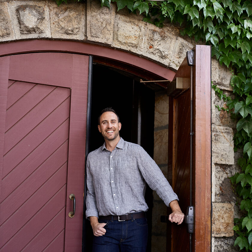 Current BV Winemaker Trevor Durling