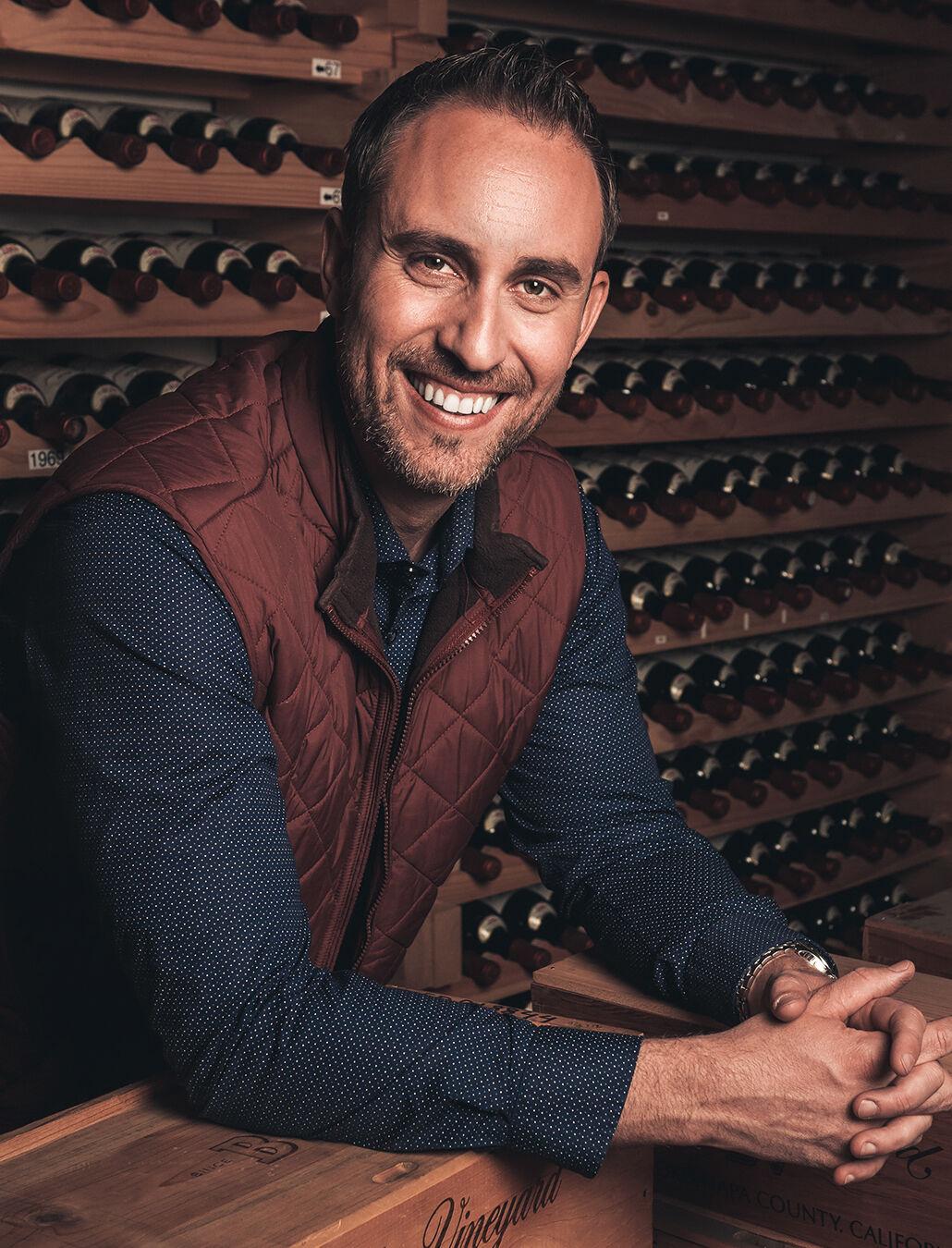 BV Chief Winemaker Trevor Durling