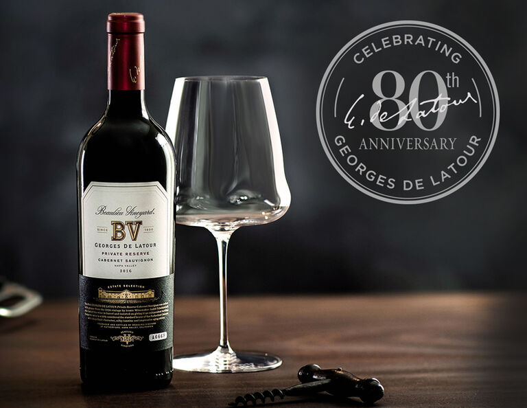 Celebrating the 80th Anniversary of Georges de Latour