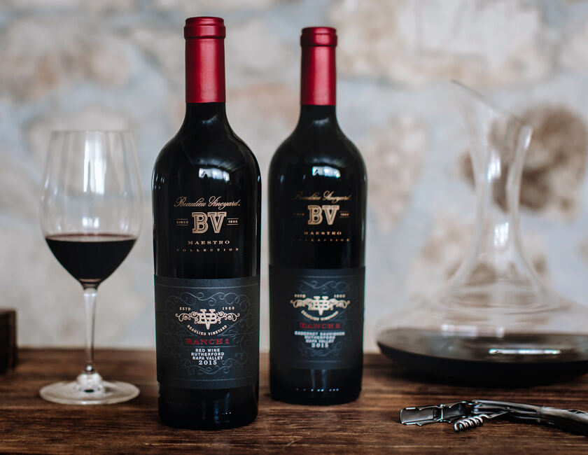 BV Maestro Collection Wines