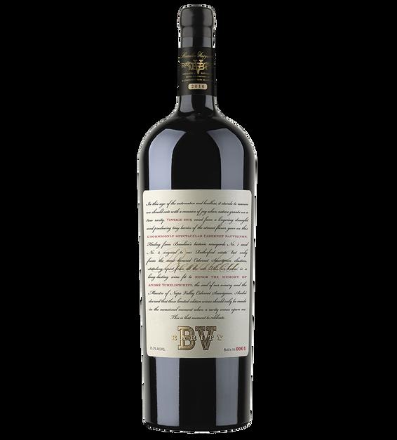 2016 Beaulieu Vineyard Rarity Cabernet Sauvignon Bottle Shot