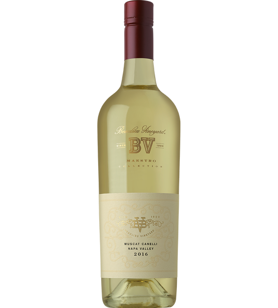 2016 Beaulieu Vineyard Maestro Napa Valley Muscat Canelli