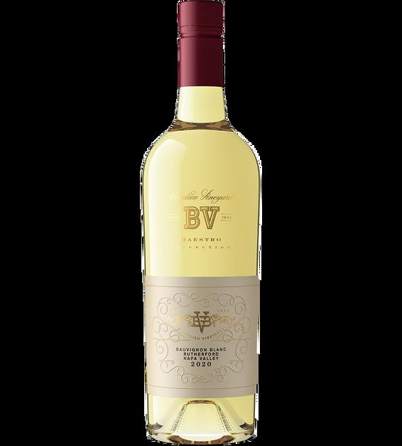 2020 Beaulieu Vineyard Maestro Rutherford Sauvignon Blanc Bottle Shot