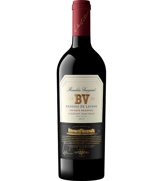 2017 Beaulieu Vineyard Georges de Latour Cabernet Sauvignon 3L Bottle Shot