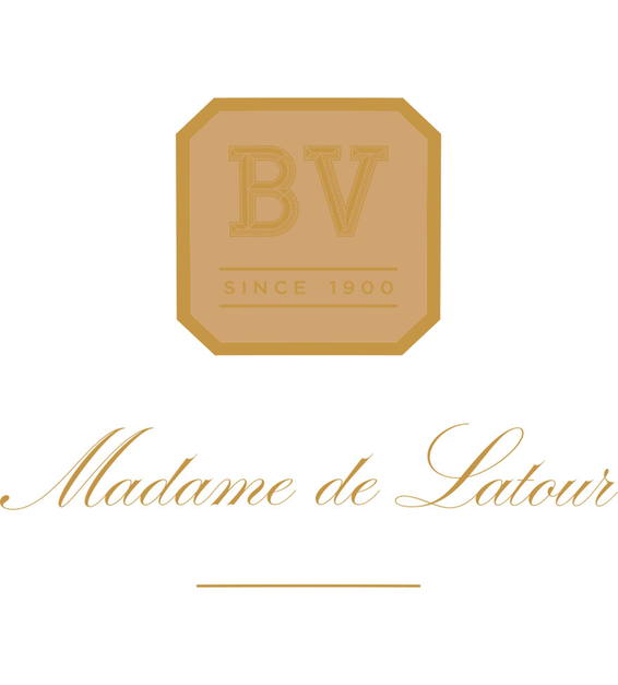 2016 Beaulieu Vineyard Madame de Latour Rutherford Red Blend Front Label