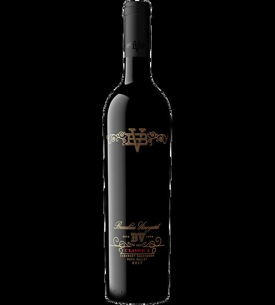 2017 Beaulieu Vineyard Clone 4 Cabernet Sauvignon Bottle Shot