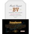 BV 2014 Georges de Latour Cabernet Sauvignon Front Label