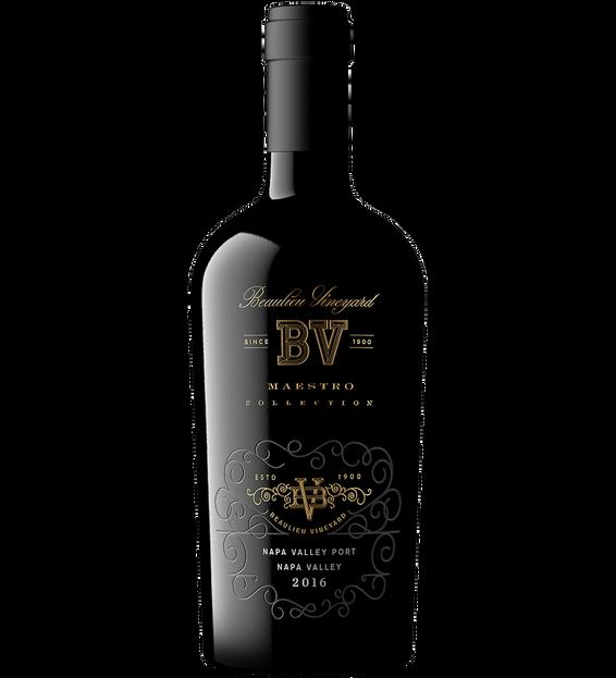 2016 Beaulieu Vineyard Maestro Port Bottle Shot