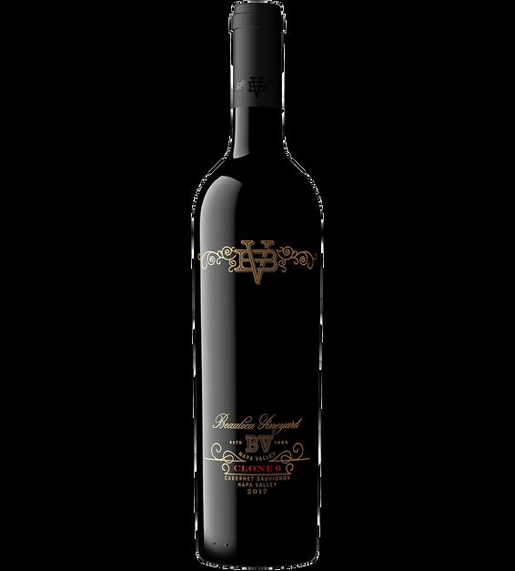 2017 Beaulieu Vineyard Clone 6 Rutherford Cabernet Sauvignon Bottle Shot