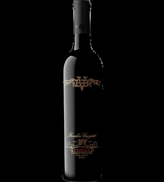 2016 Beaulieu Vineyard Clone 6 Napa Valley Cabernet Sauvignon  Bottle Shot
