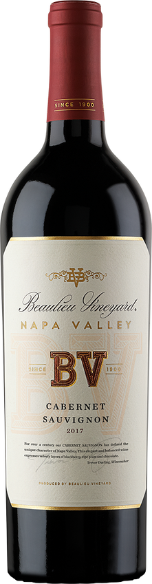 2017 Beaulieu Vineyard Napa Valley Cabernet Sauvignon