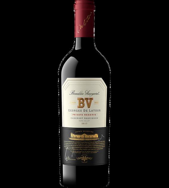 2017 Beaulieu Vineyard Georges de Latour Cabernet Sauvignon Magnum Bottle Shot