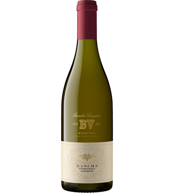 2018 Beaulieu Vineyard Maestro Ranch 8 Chardonnay Bottle Shot