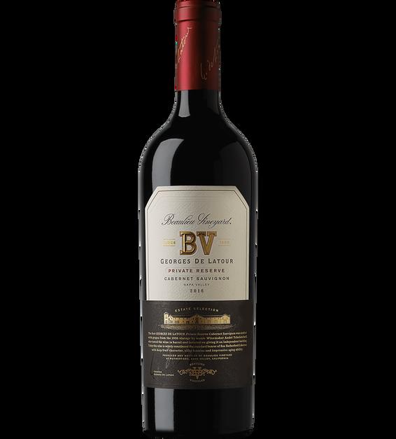 2016 Beaulieu Vineyard Georges de Latour Private Reserve Napa Valley Cabernet Sauvignon