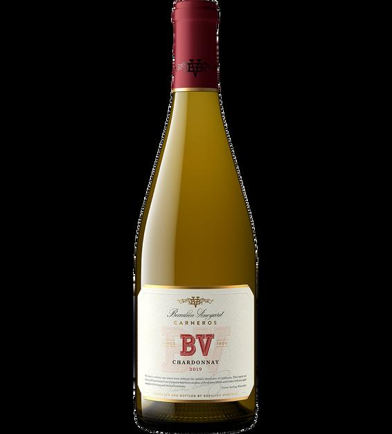 2019 Beaulieu Vineyard Carneros Chardonnay Bottle Shot
