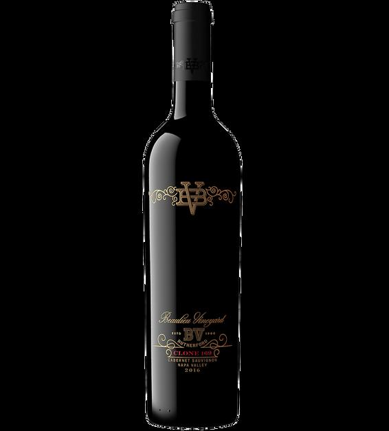 2016 Beaulieu Vineyard Clone 169 Cabernet Sauvignon Bottle Shot