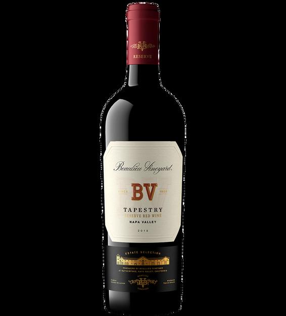 2018 Beaulieu Vineyard Tapestry Napa Valley Reserve Red Wine Magnum Bottle Shot