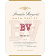2016 Beaulieu Vineyard Napa Valley Merlot Front Label, image 2