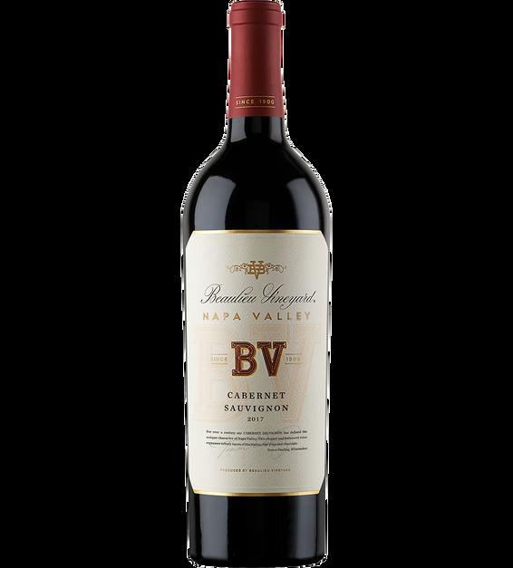 2017 Beaulieu Vineyard Napa Valley Cabernet Sauvignon Bottle Shot