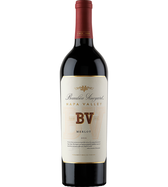 2016 Beaulieu Vineyard Napa Valley Merlot