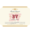 2016 Beaulieu Vineyard Carneros Pinot Noir Front Label