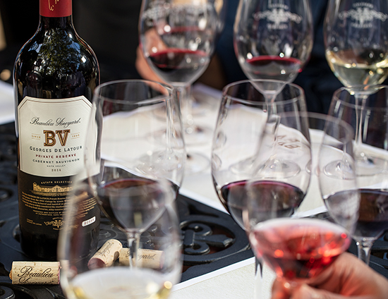 2014 BV georges de latour cabernet sauvignon 97 points